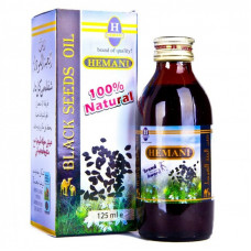 "Масло черного тмина ""Хемани"" (125 мл)"